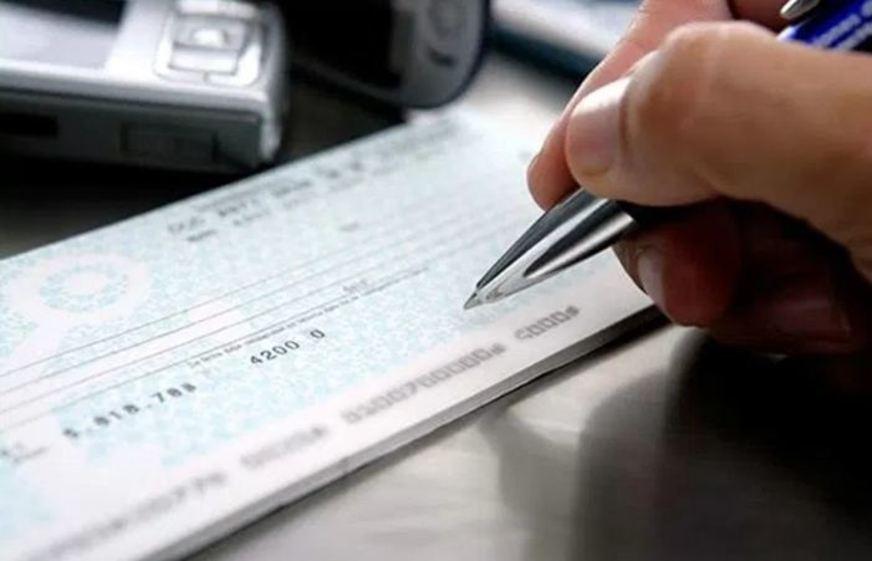 cheques pré-datados depositados antes da data