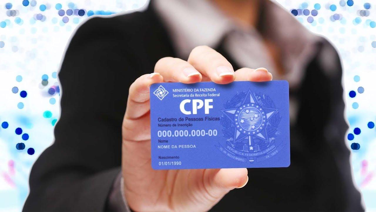 cartórios oferecerão serviços no CPF